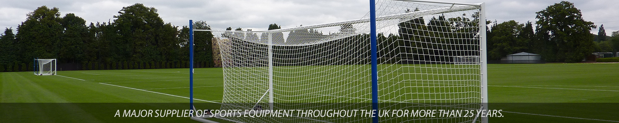 SportyCo Football goals and nets