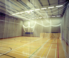 Indoor Cricket Net Installations
