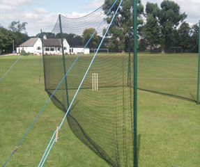 Cricket Practice Facilities