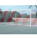 Snr Diagonal Striped Int Football Nets