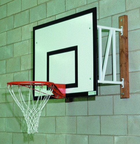 WALL FIXED BASKETBALL GOALS
