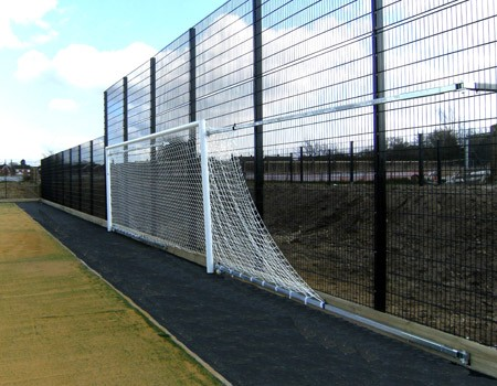 Fence Folding Aluminium Goals