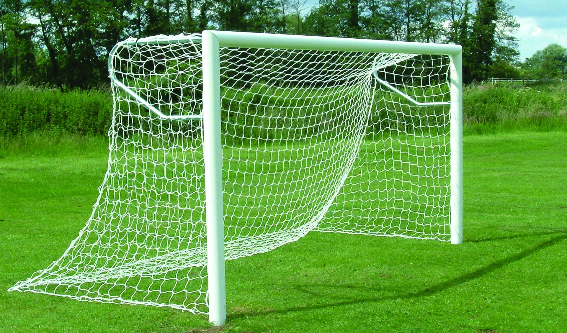 Socketed Aluminium 7-A-side Goals