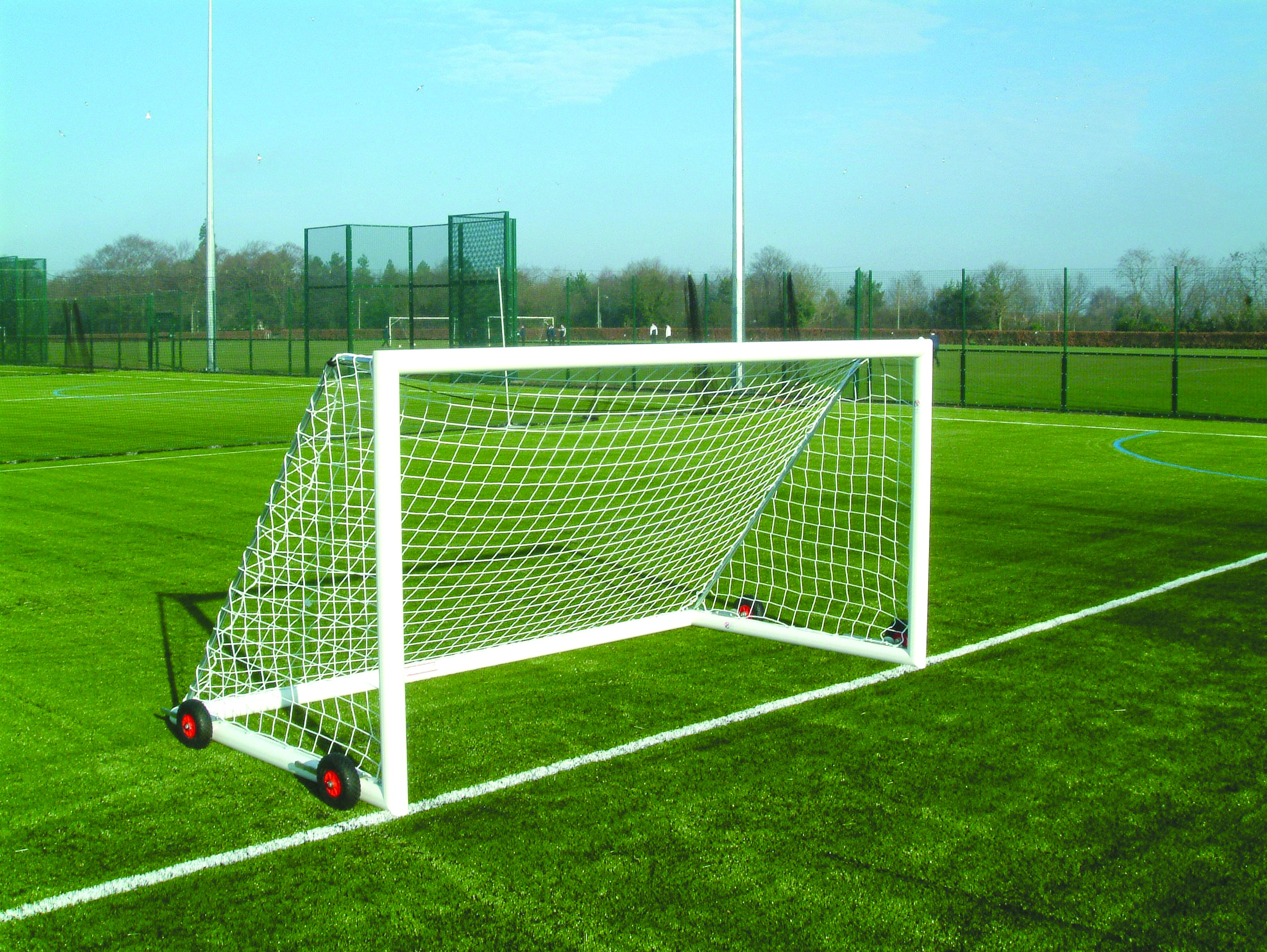 Portable Aluminium 7-A-side Goals