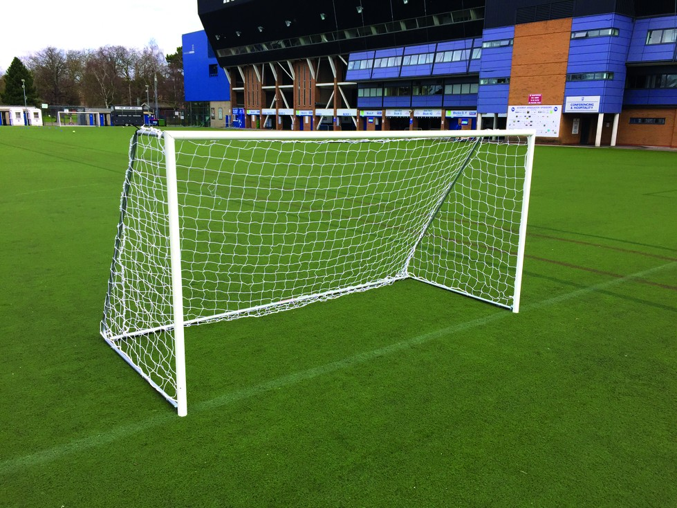 Lightweight Folding Aluminium 7-a-side Goals