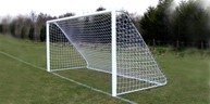 Freestanding Aluminium 9-A-Side Goals