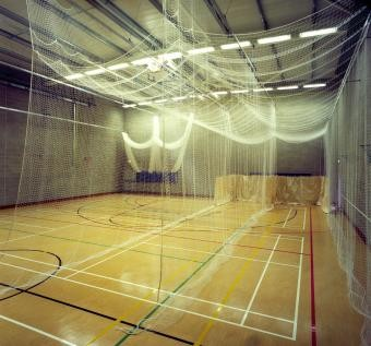 Cricket Net Installation