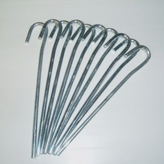 Metal Net Pegs