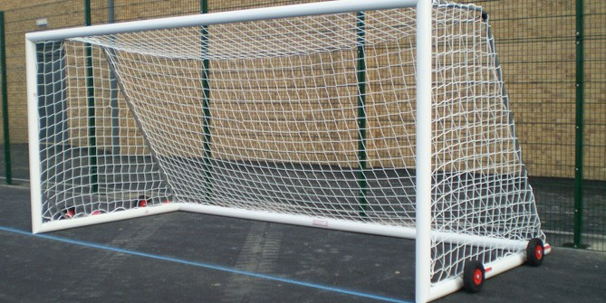 Self-Weighted 7-A-Side Goals