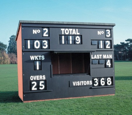 Senior Extended Scorebox Cedar