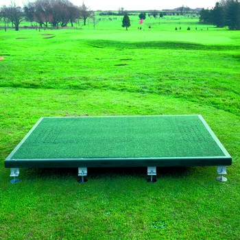 Super Tee Golf Mat 1.5m x 1.5m
