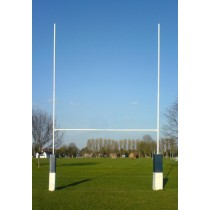 Standard Steel Socketed Rugby Posts
