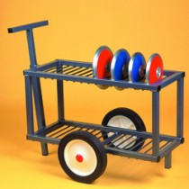 Discus Equipment Trolley