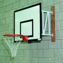 Fixed Wall Basketball Goals
