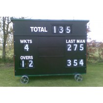 Junior Extended Scorebox Ceder