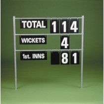 Portable Cricket Scorer - 3 Line