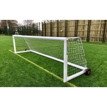 self weighted aluminium 5-a-side goals