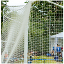 Snr 4mm Knotless Cont Football Nets