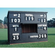 Senior Extended Scorebox Plywood