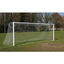 socketed aluminium senior football goals