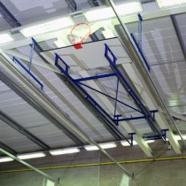 Roof Mounted Basketball Goals