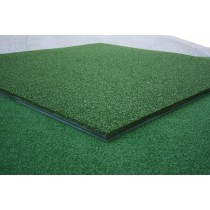 Three Star Golf Tee Mat