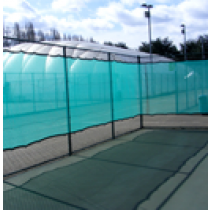 Tournament Tennis Windbreak