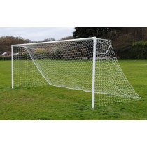 extra heavy duty steel senior football goals