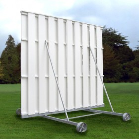 County Plastic Cricket Sight Screen
