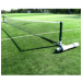 Self-Weighted Portable Tennis Posts